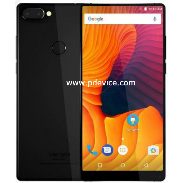 Vernee Mix 2 Smartphone Full Specification
