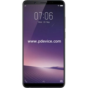 Vivo V7+ Smartphone Full Specification