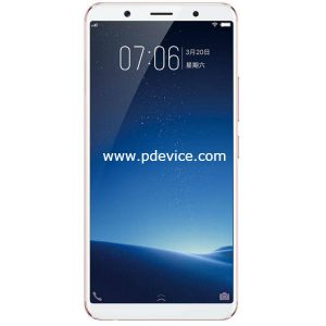Vivo X20 Plus Smartphone Full Specification