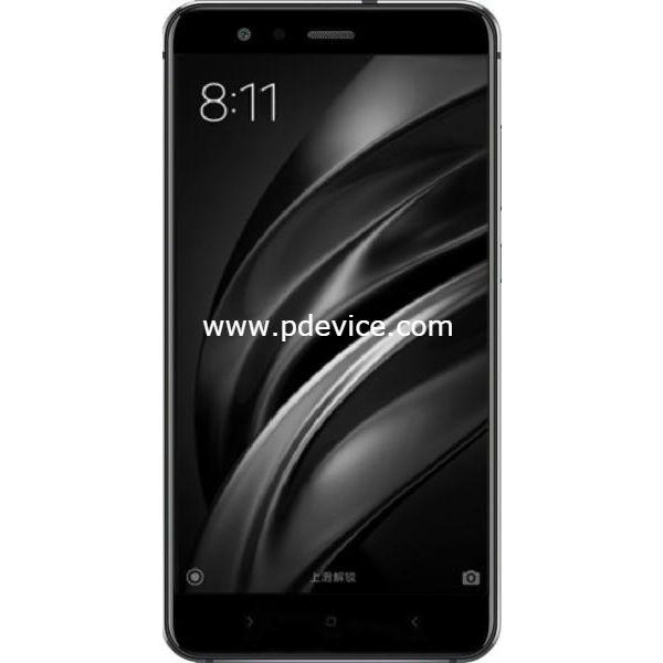 Xiaomi MiA1 Smartphone Full Specification