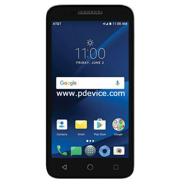 Alcatel CameoX Smartphone Full Specification