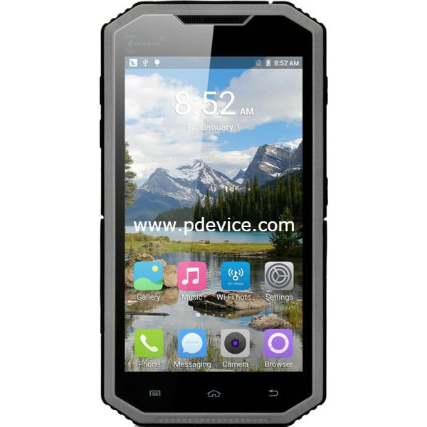 E&L W7 Smartphone Full Specification
