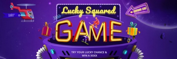Lucky Bags Game and Win Prize