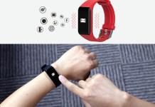 MGCOOL Band 3 smart watch