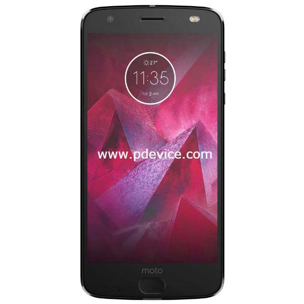 Motorola Moto Z (2018) Smartphone Full Specification