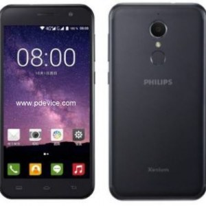 Philips Xenium X596 Smartphone Full Specification
