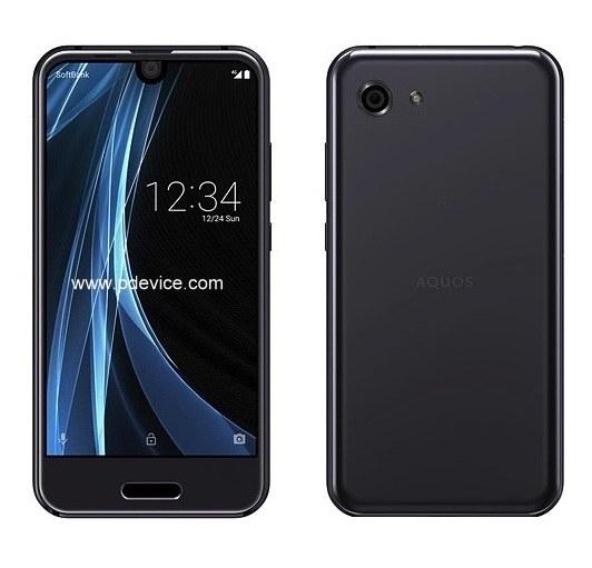 Điện thoại thông minh Sharp Aquos R Compact Đặc điểm kỹ thuật đầy đủ