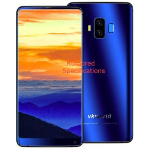 VKworld S8 Smartphone Full Specification