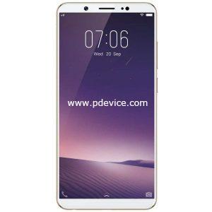 Vivo Y79 Smartphone Full Specification