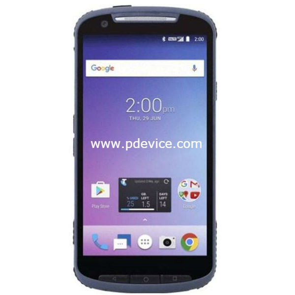 ZTE Tough Max 2 Smartphone Full Specification