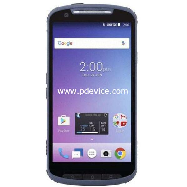 ZTE Tough Max 2 Smartphone Full Specification