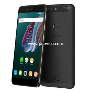 Infinix Zero 5 Pro Smartphone Full Specification