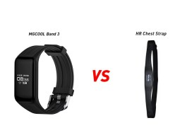 MGCOOL Band 3 Continuously Tracks Your Heart Rate