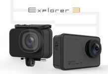 MGCOOL Explorer 3 Action Camera