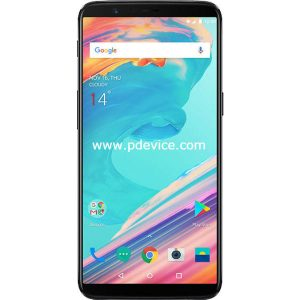 OnePlus 5T Smartphone Full Specification
