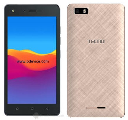 Tecno W3 LTE Smartphone Full Specification