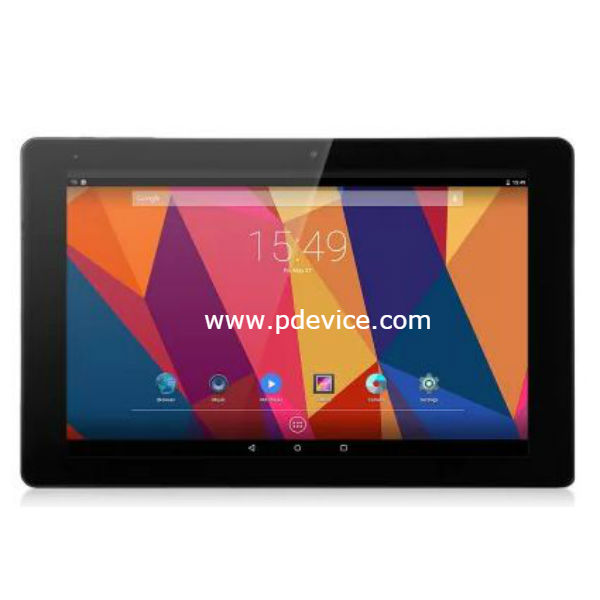 Cube iWork 10 Flagship X5-Z8350 Tablet Full Specification