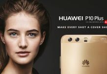 HUAWEI P10 Plus Price Drop
