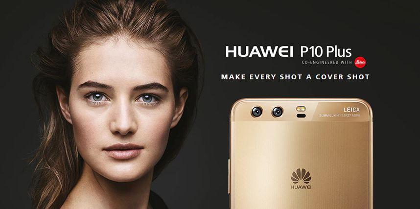 HUAWEI P10 Plus Price Drop