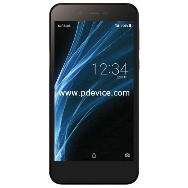 Sharp Aquos Sense Basic Smartphone Full Specification