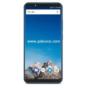 Vernee X Smartphone Full Specification