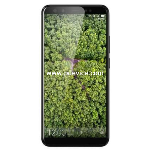 Weimei We Plus 3 Smartphone Full Specification
