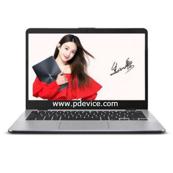 ASUS A480UR8250 Notebook Full Specification