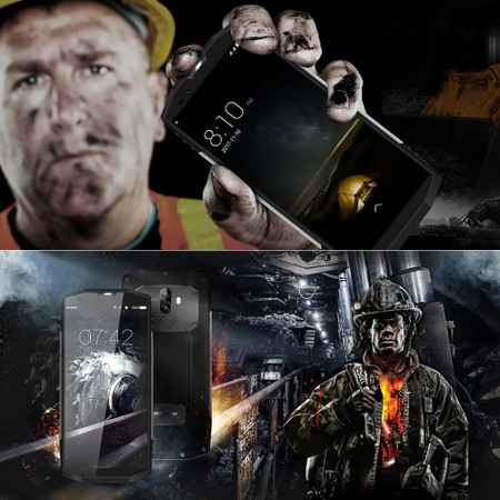 Blackview 9000 Pro Rugged Phone