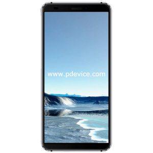 Blackview S6 Smartphone Full Specification