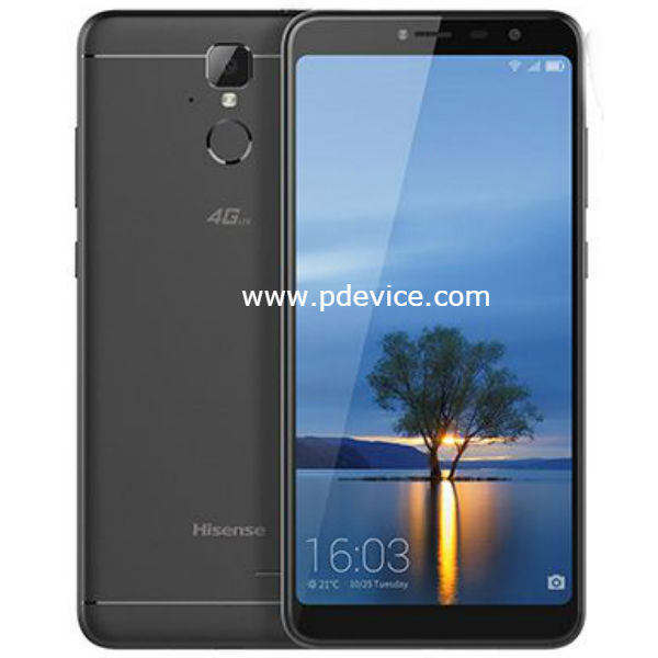 HiSense Infinity H11 Lite Smartphone Full Specification