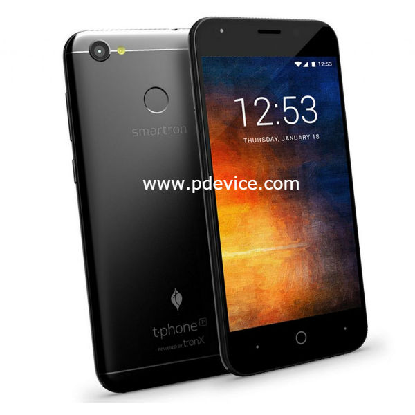 Smartron t.phone P Smartphone Full Specification