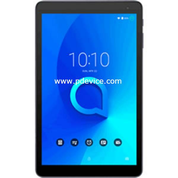 Alcatel 1T 10 Tablet Full Specification