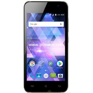 BQ Mobile BQ-4585 Fox View Smartphone Full Specification