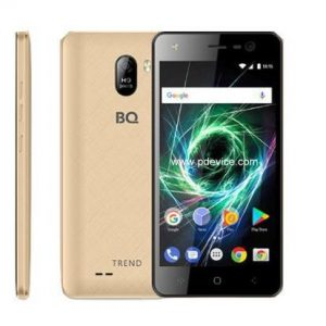 BQ Mobile BQ-5009L Trend Smartphone Full Specification
