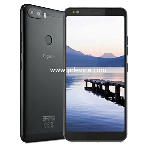 Gigaset GS370 Plus Smartphone Full Specification