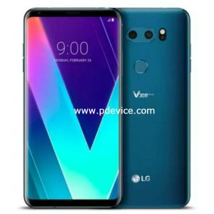 LG V30S+ ThinQ Smartphone Full Specification