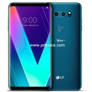 LG V30S ThinQ Smartphone Full Specification