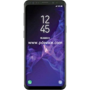 Samsung Galaxy S9 Exynos Smartphone Full Specification