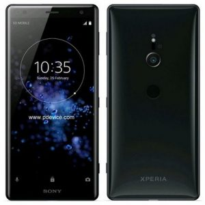 Sony Xperia XZ2 Smartphone Full Specification