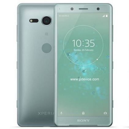 Sony Xperia XZ2 Compact Smartphone Full Specification