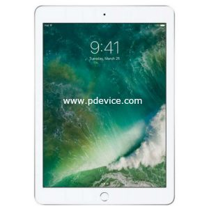 Apple iPad 9.7 (2018) Tablet Full Specification