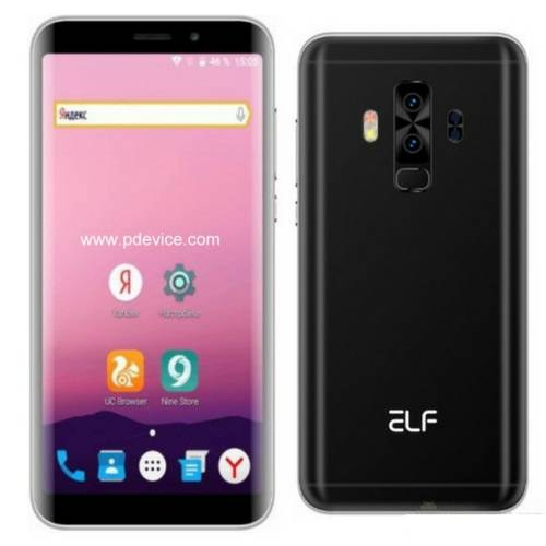 Ark Elf S8 Smartphone Full Specification