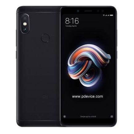 Xiaomi Redmi Note 5 AI Dual Camera Smartphone Full Specification