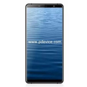 Bluboo S3 Smartphone Full Specification