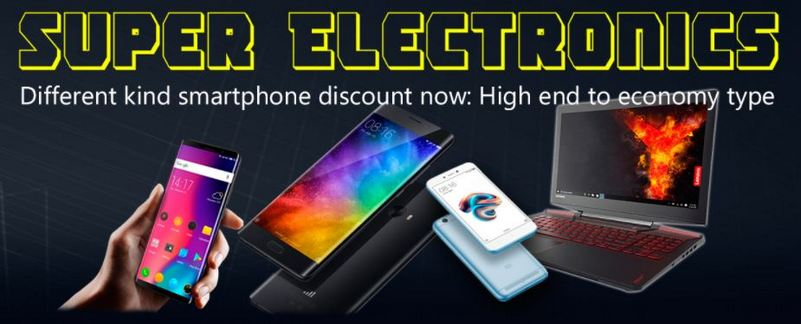 GearBest Flash Sale - Mobile Phone, Tablet, Laptop, Accessories