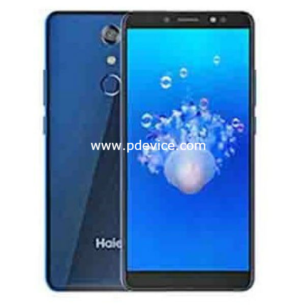Haier Hurricane Smartphone Full Specification