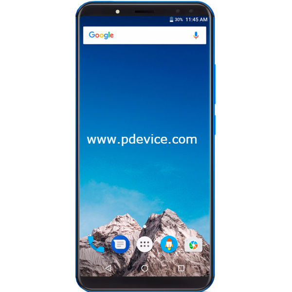 Vernee X1 Smartphone Full Specification