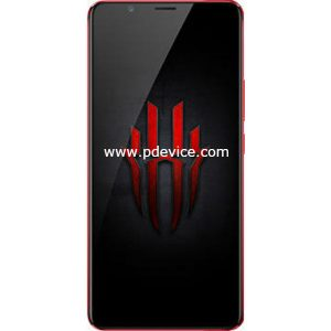ZTE Nubia Red Devil Smartphone Full Specification