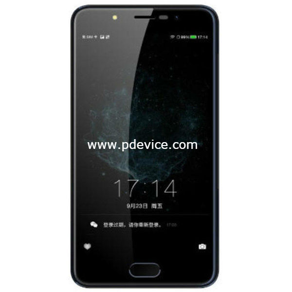 DEXP BS150 Smartphone Full Specification