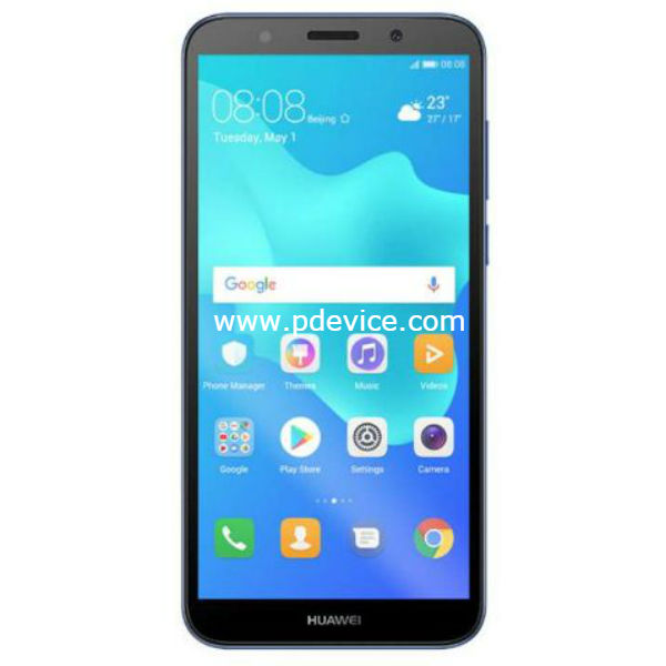 Huawei Y5 Prime 2018 Smartphone Full Specification